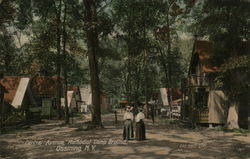 Central Ave., Methodist Camp Ground