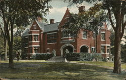 The President's House, Vassar College
