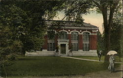 Biological Laboratory, New England Building, Vassar College