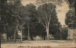 Livingston Street Postcard