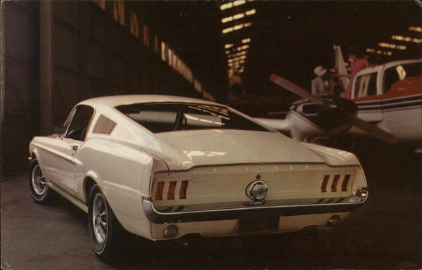 1967 Mustang 2+2 Fastback Cars
