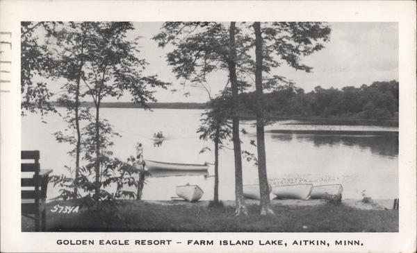 Golden Eagle Resort, Farm Island Lake