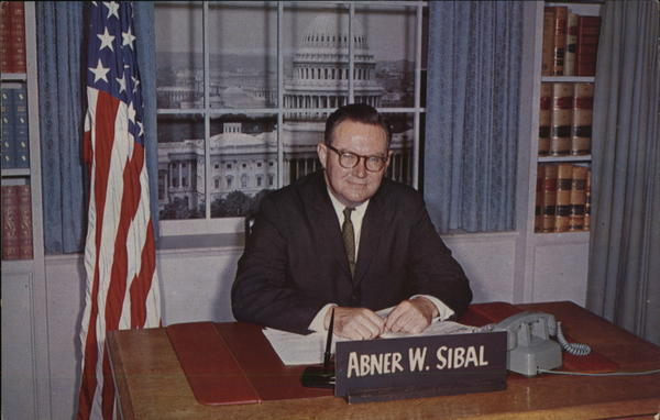 Abner W. Sibal Connecticut Political