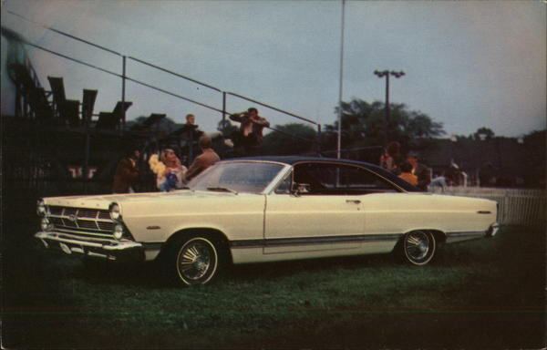 1967 Fairlane 500-XL 2-Door Hardtop Cars