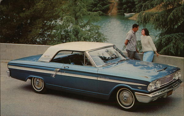 1964 Ford Fairlane 500 Sports Coupe Cars