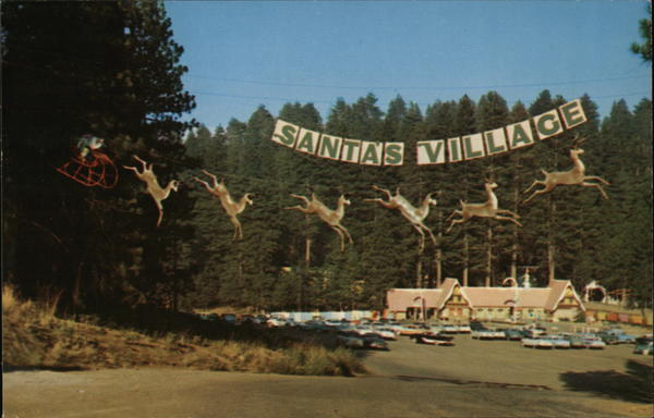 Santa's Village Skyforest California