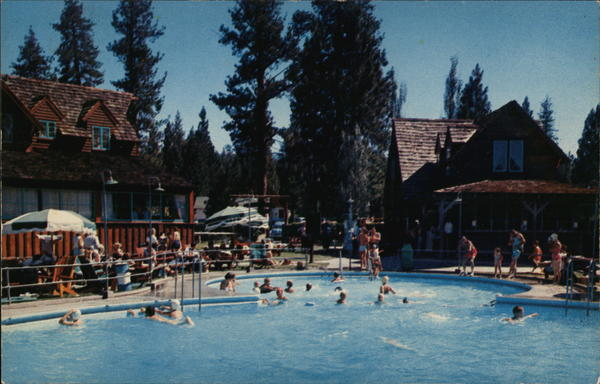 Peter Pan Woodland Club Big Bear City California