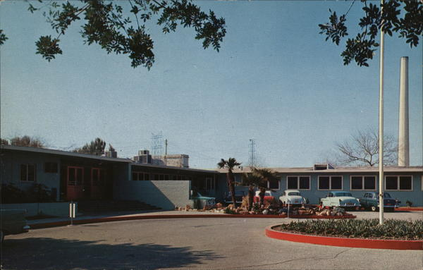 The Original Saint Joseph Hospital Burbank California