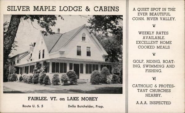 Silver Maple Lodge & Cabins