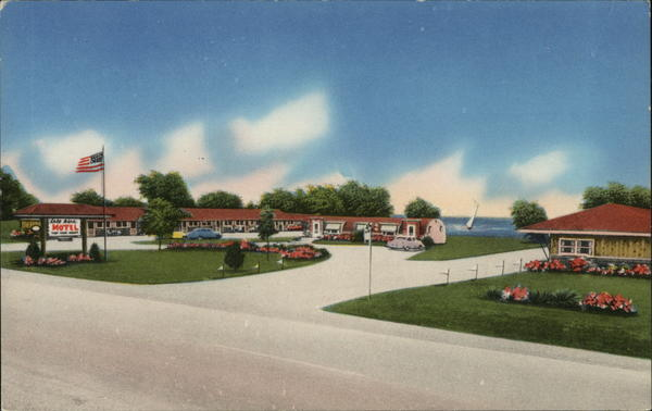 Lake Aire Motel Fond Du Lac Wisconsin