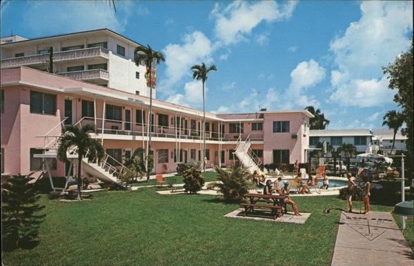 Village Inn Motel and Apartments Fort Lauderdale Florida