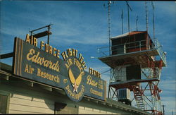 Edwards Air Force Base, Flight Test Center, Air Research and Development Command