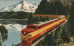 Southern Pacific's streamliner