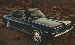 1968 Mercury Cougar XR-7, Stamford Motors