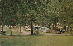Shady Campgrounds, Beech Bend Park