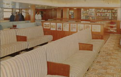 Main Lounge, M.V. Bluenose