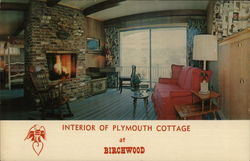 Interior of Plymouth Cottage at Birchwood