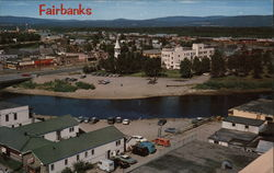 Fairbanks Postcard