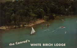 The Conrad's White Birch Lodge