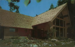 A Justus Solid Cedar Home, Justus Co., Inc.