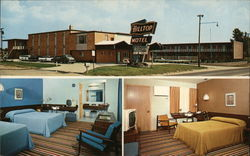 Hiilltop Motel - 10010 Telegraph US 24 - 500' South of Plymouth M.14