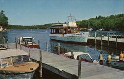 The MV Mt. Sunapee II