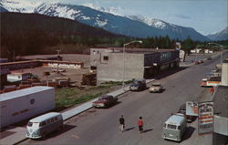 Start of the Haines Cutoff to the Alaska Highway