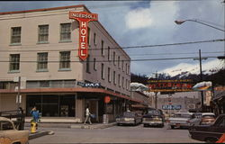 "Ketchikan - ""All America City"" - The Salmon Capital of the World"