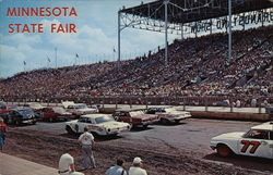 Auto Races at the Minnesota State Fair
