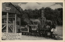 Norwood Hamilton Railroad, I Wonda II