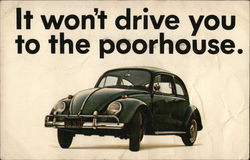 Volkswagen Beetle - It won't drive you to the poorhouse