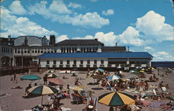 Homestead Restaurant - North End Boardwalk - Ocean Grove, N.J. - Adjacent to Asbury Park Casino - Est. 1915