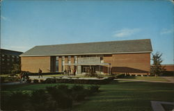 Elliot Hall, Dining Hall and Student Union Building at St. Michael's College