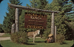 Jack & Jill Ranch & Pedro - Our Mascot