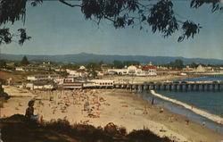 Santa Cruz Beach and Casino