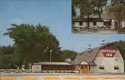 Hapsburg Inn Family Restaurant Postcard