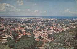 Overall View of the Capital of Trinidad
