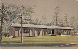 Warner Southern College Postcard
