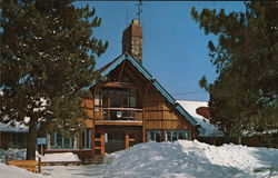 Main Lodge, Otsego Ski Club