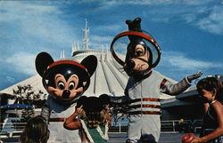Welcome to the Future, Walt Disney World