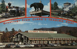 Greetings from Clark's Trading Post