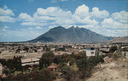 Saddle Back Mountain and Monterrey Postcard