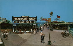 Scene on the Pier