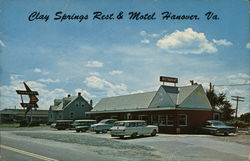 Clay Springs Restaurant, Motel & Gift Shoppe