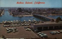 View of Balboa Island