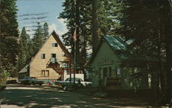 Huntington Lake gift shop & post office