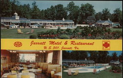 Jarratt Motel & Restaurant