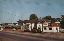 Jimmy's Gas Station and Diner