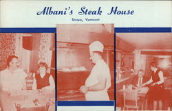 Albani's Steak House, Route 100