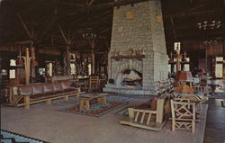 The Lounge, Starved Rock Lodge
